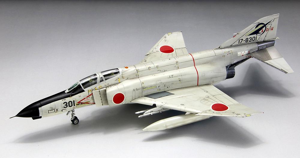 航空自衛隊 F-4EJ 戦闘機プラモデル(ファインモールド1/72 航空機No.FP037)商品画像_4