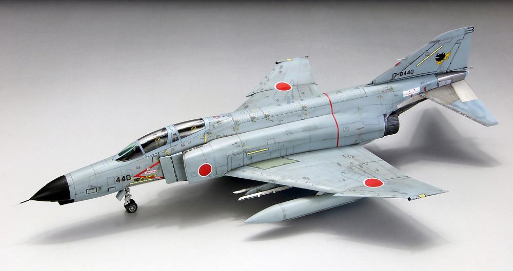 航空自衛隊 F-4EJ改 戦闘機プラモデル(ファインモールド1/72 航空機No.FP038)商品画像_3