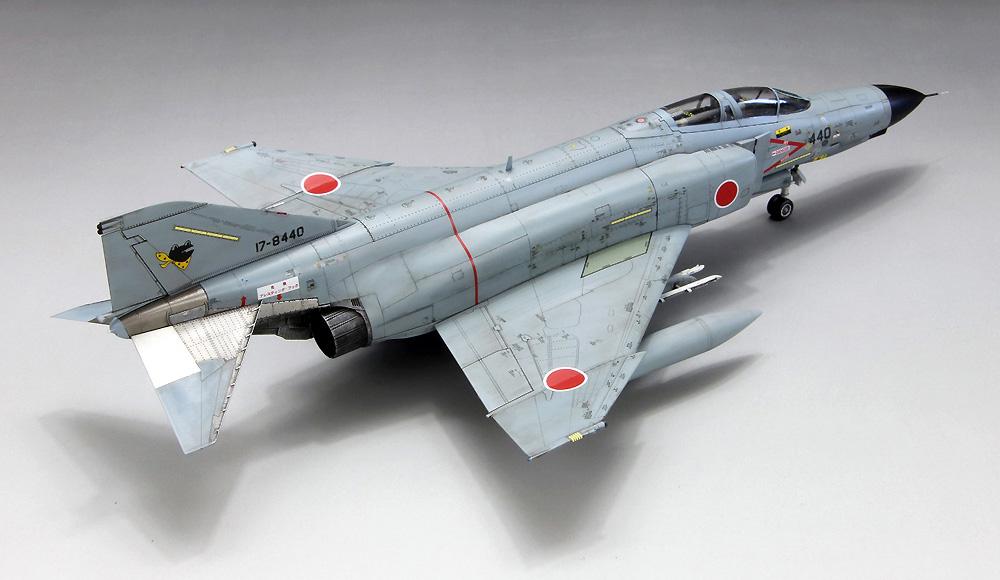 航空自衛隊 F-4EJ改 戦闘機プラモデル(ファインモールド1/72 航空機No.FP038)商品画像_4