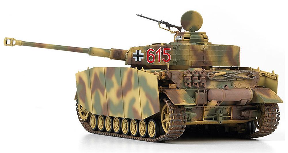 ドイツ 4号戦車H型 中期生産型プラモデル(アカデミー1/35 ArmorsNo.13516)商品画像_4