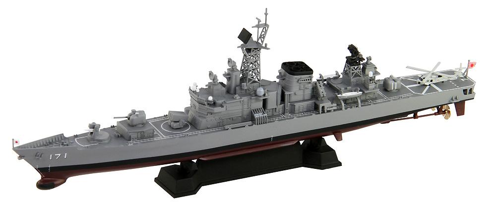 海上自衛隊 護衛艦 DDG-171 はたかぜ エッチングパーツ付 限定版プラモデル(ピットロード1/700 スカイウェーブ J シリーズNo.J086E)商品画像_2