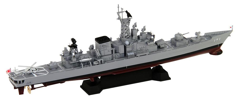海上自衛隊 護衛艦 DDG-171 はたかぜ エッチングパーツ付 限定版プラモデル(ピットロード1/700 スカイウェーブ J シリーズNo.J086E)商品画像_3