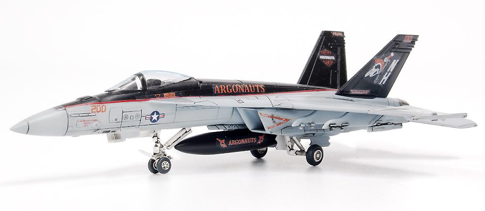 アメリカ海軍 F/A-18E スーパーホーネット アルゴノーツ (単座型)プラモデル(プラッツ航空模型特選シリーズ 144版No.AE144-001)商品画像_3