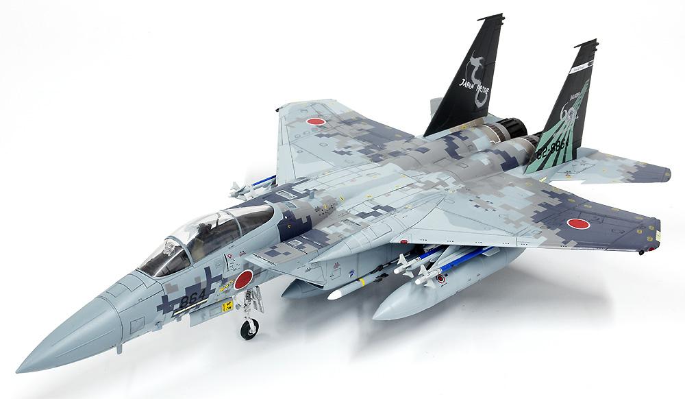 F-15J イーグル 第303飛行隊 航空自衛隊60周年記念塗装機プラモデル(プラッツ航空自衛隊機シリーズNo.AC-033)商品画像_2