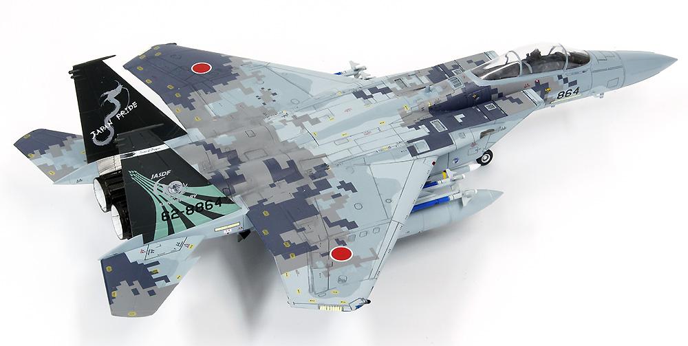 F-15J イーグル 第303飛行隊 航空自衛隊60周年記念塗装機プラモデル(プラッツ航空自衛隊機シリーズNo.AC-033)商品画像_3