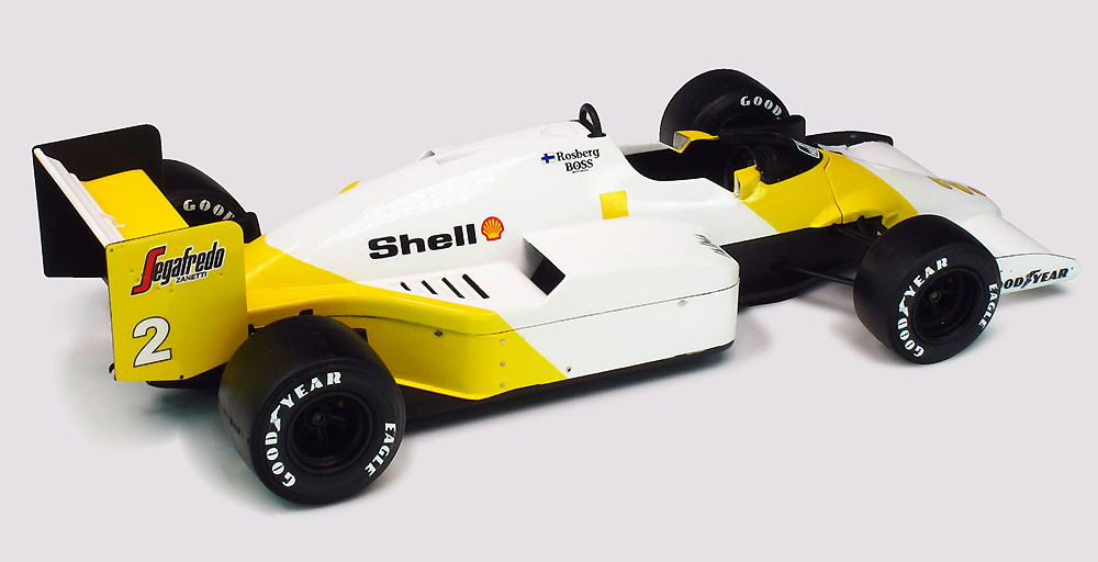 マクラーレン MP4/2C 1986 ポルトガルGPプラモデル(NuNu1/20 フォーミュラシリーズNo.PN20001)商品画像_2