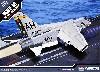 アメリカ海軍 F-8E クルセイダー VF-162 ザ・ハンターズ