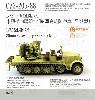 ドイツ Sd.Kfz.7/1 8トン ハーフトラック 4連装 20mm Flak38 自走対空砲