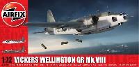 エアフィックス1/72 ミリタリーエアクラフトヴィッカース ウェリントン GR Mk.8