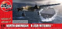 エアフィックス1/72 ミリタリーエアクラフトノースアメリカン B-25B ミッチェル