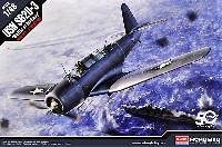 USN SB2U-3 ヴィンディケイター ミッドウェー海戦