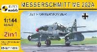 MARK 1MARK 1 modelsメッサーシュミット Me262A 戦闘爆撃機 2in1
