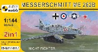 メッサーシュミット Me262B 夜間戦闘機 2in1