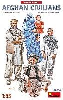 アフガニスタンの市民 (5体入)
