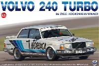 NuNu1/24 レーシングシリーズボルボ 240 ターボ 1986 ETCC ホッケンハイム ウィナー