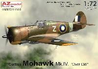 AZ model1/72 エアクラフト プラモデルカーチス モホーク Mk.4 Over CBI