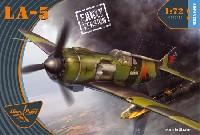 クリアープロップ1/72 スケールモデルラヴォーチキン La-5 戦闘機 初期型
