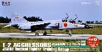 航空自衛隊 T-2 飛行教導隊 パート 2 ライトグレー 制空迷彩編