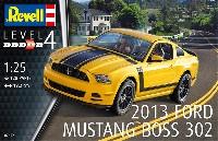 レベルカーモデル2013 フォード マスタング Boss 302