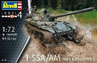 T-55A/AM w/KMT-6/EMT-5