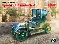 ルノー タイプ AG 1910年 ロンドンタクシー