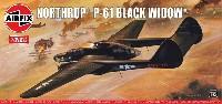 エアフィックス1/72 ミリタリーエアクラフトノースロップ P-61 ブラックウィドウ