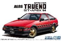 トヨタ AE86 スプリンタートレノ GT-APEX '84