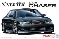 アオシマ1/24 ザ・チューンドカーVERTEX JZX100 チェイサー ツアラーV '98 (トヨタ)