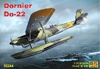 ドルニエ Do22 WW2 ドイツ、フィンランド、ラトビア