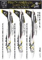 F-14A トムキャット VF-84 ジョリーロジャース USS ニミッツ 1978-79 デカール
