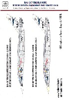 RA-5C ヴィジランティ USS ニミッツ RVAH-6 1978 デカール