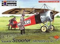 ソッピース スクーター 単葉機 No.1