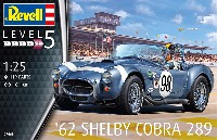 レベルカーモデル'62 シェルビー コブラ 289