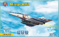 ミラージュ 4000 試作戦闘機 w/武装
