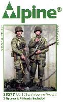 WW2 アメリカ 第101空挺師団 兵士セット#2 (2体セット)