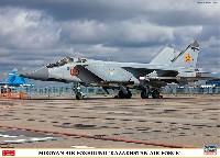 ハセガワ1/72 飛行機 限定生産ミグ 31B フォックスハウンド カザフスタン空軍