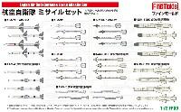 航空自衛隊 ミサイルセット