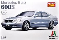 メルセデス ベンツ 600S (日本語版組立説明書付き)