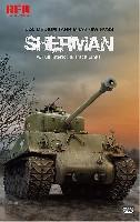 M4A3 76W HVSS シャーマン 中戦車 w/フルインテリア