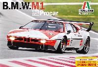 BMW M1 プロカー (日本語説明書付属)