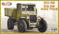 GMUモデル1/48 MilitaryZIS-5W ソ連軍 3トントラック