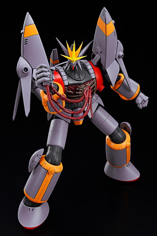 超高速万能大型変形合体マシーン兵器 ガンバスター 縮退炉エディション (トップをねらえ!)プラモデル(アオシマACKS (アオシマ キャラクターキット セレクション)No.TN-002)商品画像_2