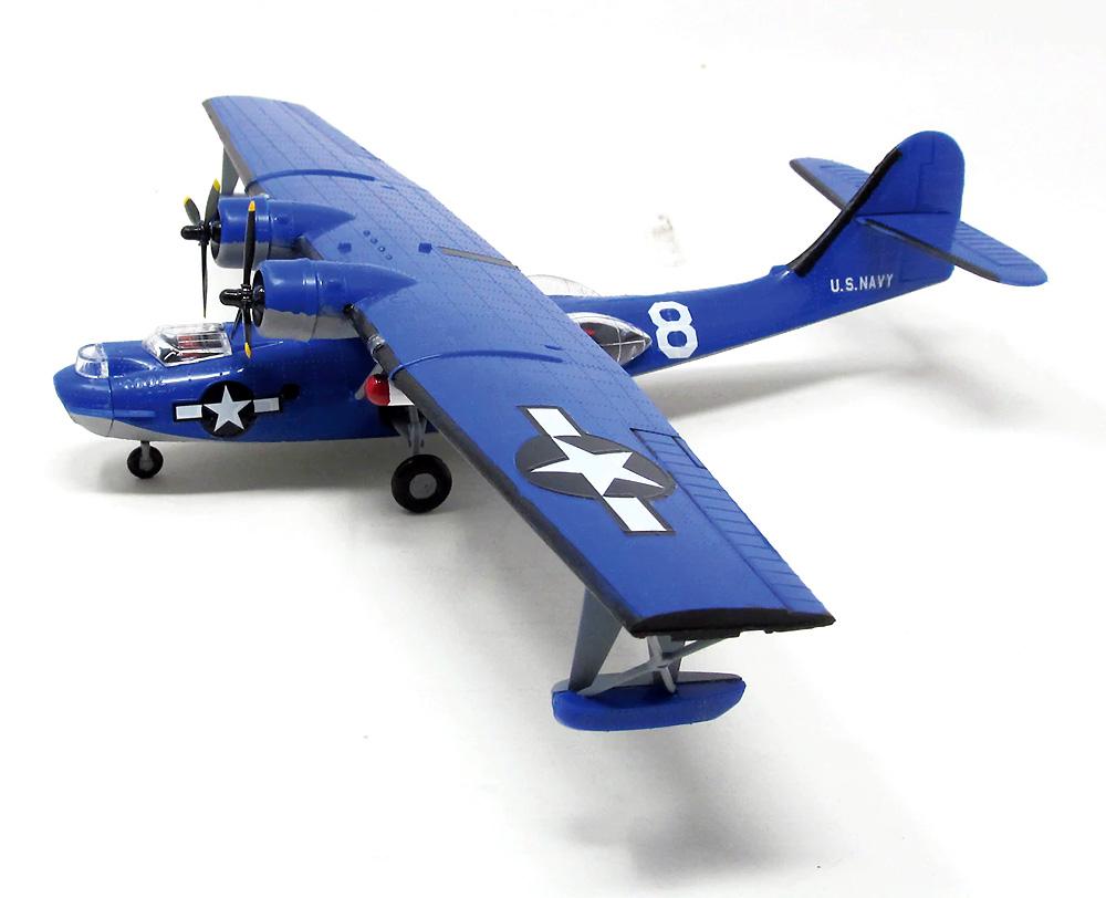 アメリカ海軍 PBY-5A カタリナ 飛行艇プラモデル(アトランティスプラスチックモデルキットNo.M5301)商品画像_2