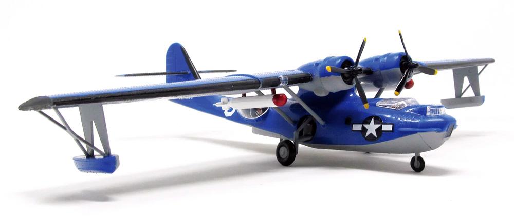 アメリカ海軍 PBY-5A カタリナ 飛行艇プラモデル(アトランティスプラスチックモデルキットNo.M5301)商品画像_3