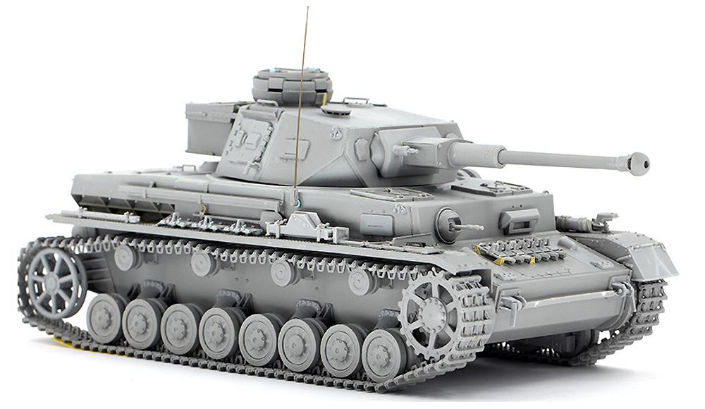 ドイツ 4号戦車 F2&G型 2in1プラモデル(ボーダーモデル1/35 ミリタリーNo.BT-004)商品画像_2