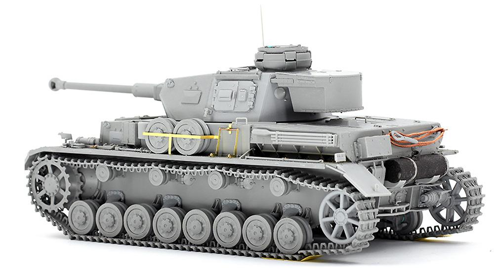 ドイツ 4号戦車 F2&G型 2in1プラモデル(ボーダーモデル1/35 ミリタリーNo.BT-004)商品画像_3