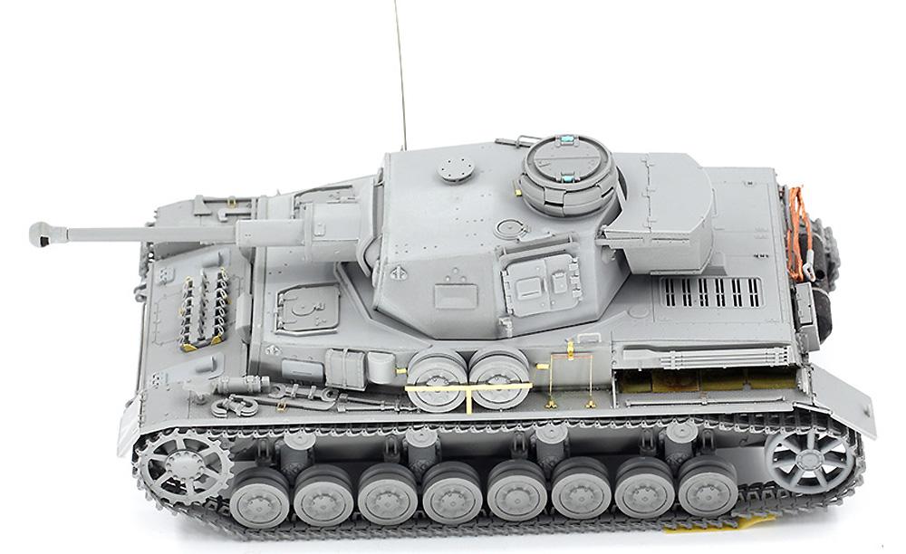 ドイツ 4号戦車 F2&G型 2in1プラモデル(ボーダーモデル1/35 ミリタリーNo.BT-004)商品画像_4