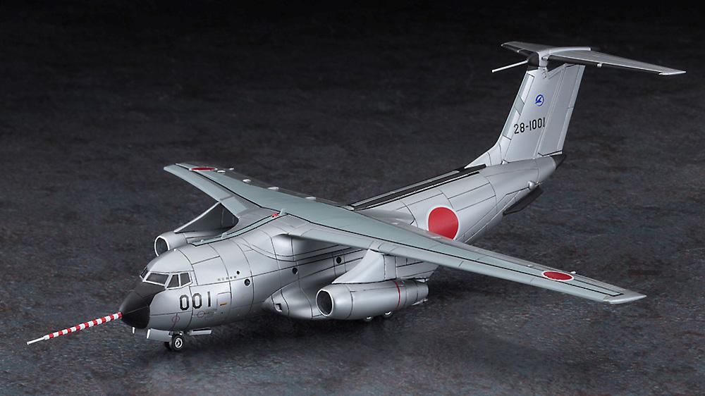 川崎 C-1 飛行開発実験団 初号機プラモデル(ハセガワ1/200 飛行機 限定生産No.10838)商品画像_2
