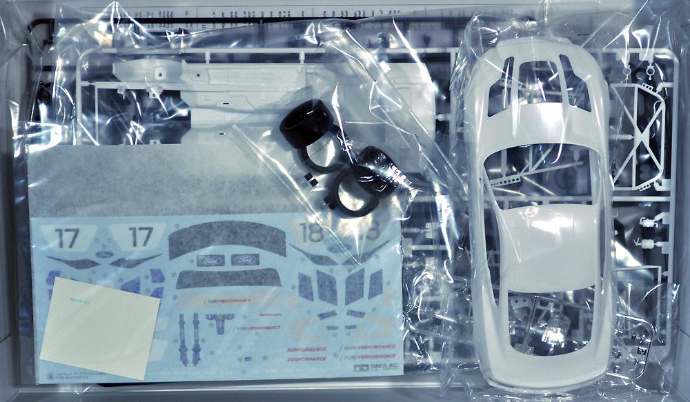 フォード マスタング GT4プラモデル(タミヤ1/24 スポーツカーシリーズNo.354)商品画像_1