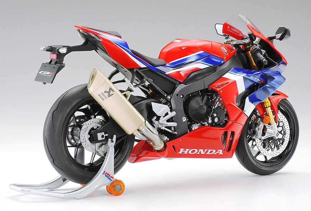 ホンダ CBR1000RR-R ファイヤーブレード SPプラモデル(タミヤ1/12 オートバイシリーズNo.138)商品画像_4